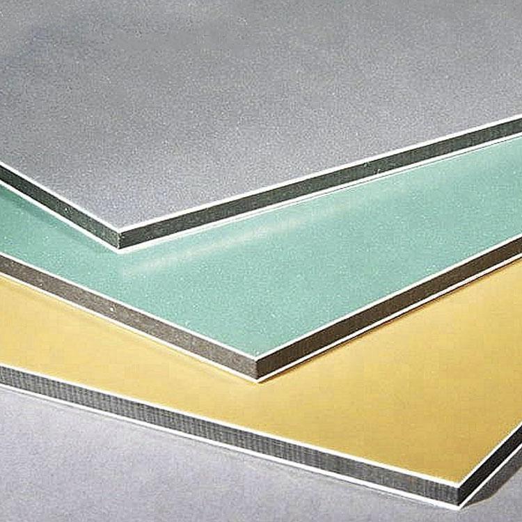 Perfil de aluminio de extrusión con recubrimiento de PVDF