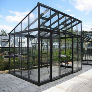 Aluminium Polycarbonate Doors Igloo Prefab Wall Modular Prefab Home Roof Sunrooms Aluminum Glass Garden House