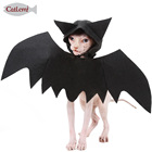 Cat halloween cosplay costume ,cat wings cosplay party dress