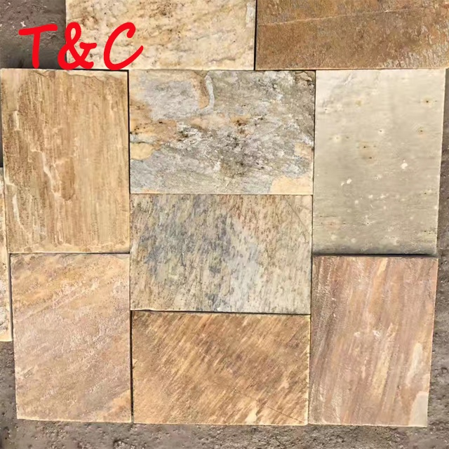 beige floor stone cheap slate flooring tile natural stone tiles for indoor outdoor