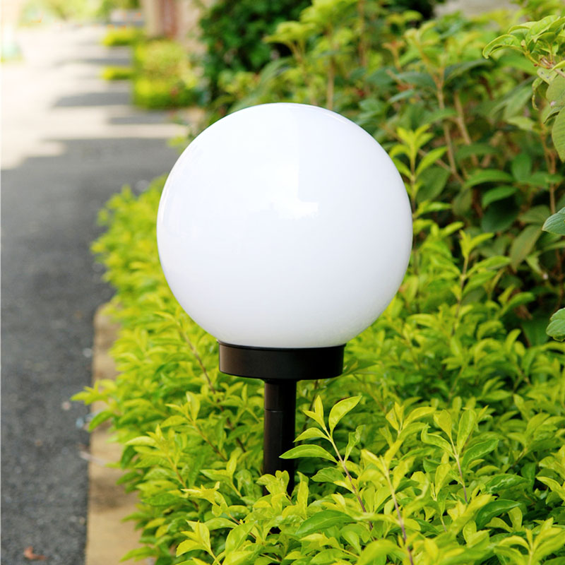 DIFUL Landscape Lighting Waterproof Garden Solar Lawn Light Pathway Bulb Lights Easy Install LED Bulb Lacdscape Light Outdoor