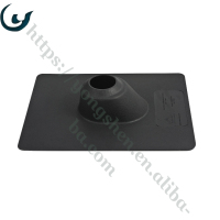 High quality Various sizes TPE/EPDM/SILICONE Rubber Roof Flashing for vent pipe