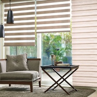 Day and night blind zebra blind curtain window zebra blinds day and night roller blind light filtering sheer blind