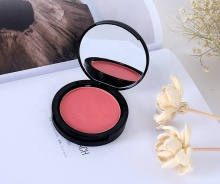 California <span class=keywords><strong>oro</strong></span> mate coral maquillaje blush