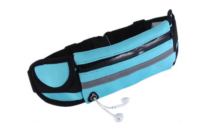 Yuanfeng Горячая продажа пояс для бега спортивная сумка для бега поясная сумка на молнии поясная сумка для мужчин и женщин