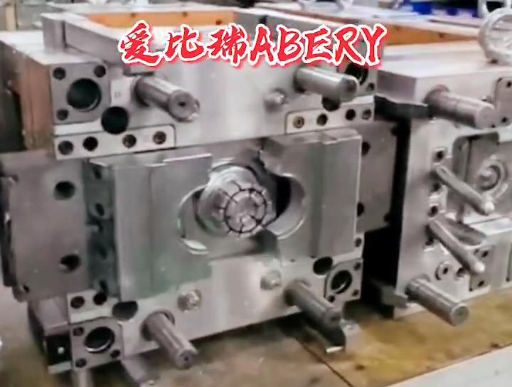 Oem di Alta Qualità di Uso di Laboratorio a Canale Caldo di Prova di Precisione Tubo di Plastica Stampi Ad Iniezione