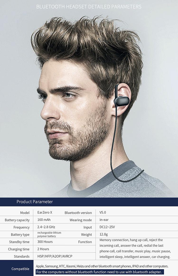 WIWU 双耳运动蓝牙耳机 (https://www.wiwu.net.cn/) 耳机 第9张