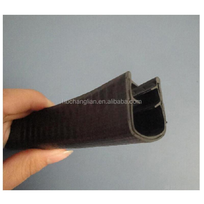 Flexible Self Grip PVC Edge Trim Decorate seal
