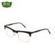 Hot Sale Fashion Vintage Acetate Square Eyewear big size Frame Myopic Eyewear Prescription Optical Glasses Man Women Eyewear