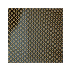 Decorative Expanded Metal Mesh / Stainless Steel Woven Wire Mesh Screen