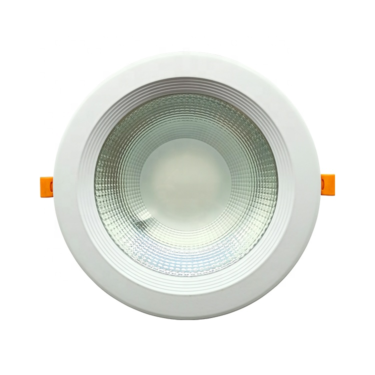 42W smd energy shape spot luxury smart recessed spare parts adjustable indoor round prices downlight led down lights