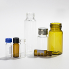 Screw Glass Vials 2ml Screw Cap Lab Hplc Glass Sample Vials For Waters HPLC