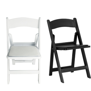 2020 Cheap price white plastic outdoor chair foldable for events