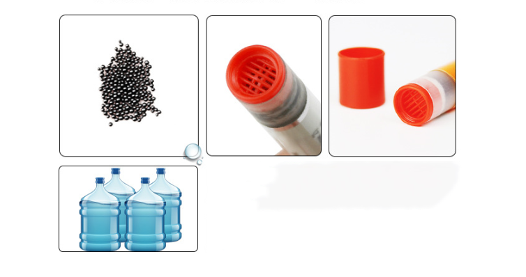 Personal Mini Water Filtration System Straw For Emergency Preparedmess Hiking Camping