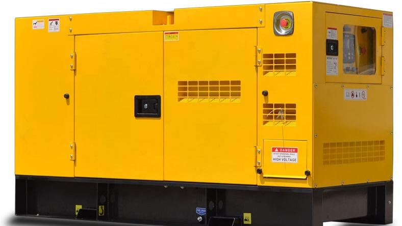 Lunga durata alimentato da Cummins motore originale 6BTA5.9-G2 diesel Silenzioso generatore di 100KW generatore diesel 125KVA