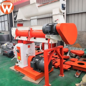 Chinese industrial used electric big cpm pellet mill for poultry feed