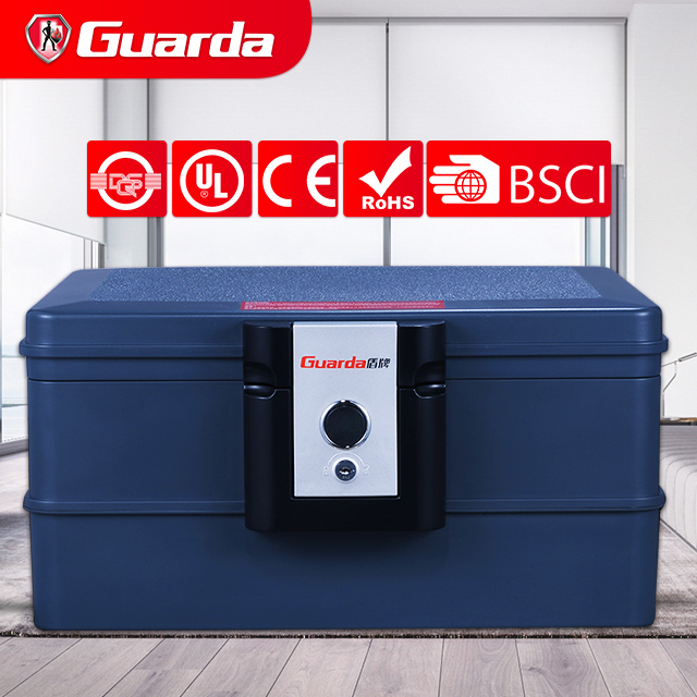 Guarda Wholesale fire waterproof safe factory for money-3