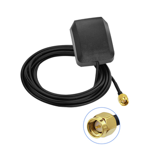 High Quality Mini AUTO Micro GPS Antenna With Customizable Connector