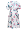 2019 Wholesale Pregnant Lady Loose Floral Print Clothing Women Soft Maternity Dress