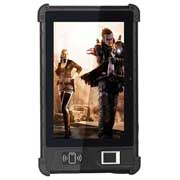 "Industrial tablet pc Android 8 ""4G LTE MTK6737 rugged tablet PC con android con huellas digitales biométrico lector NFC"