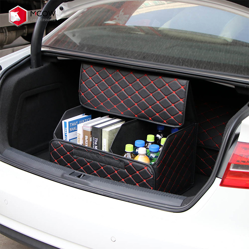Mcow Folding Tidy Car Boot Storage Bag Organiser Heavy Duty Large Car Trunk Organizer - Buy Car Trunk Organizer,Large Trunk Organizer,Car Organizer Product on Alibaba.com