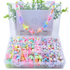 Pop Beads Set to Make Hairband, Necklaces, Bracelets, Rings and Art & Crafts Creativity Toys for Girls Boys