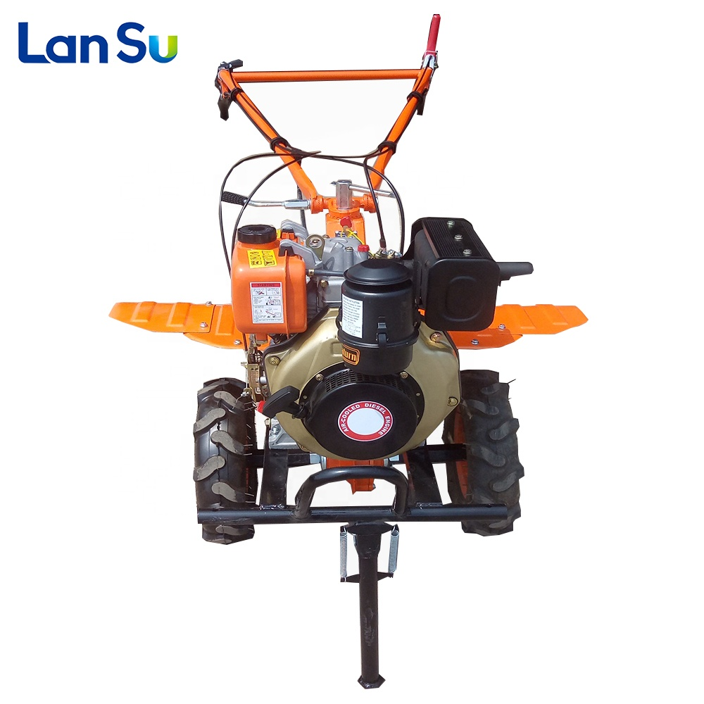 177F/P Agricultural equipment gasoline power mini tiller 7HP 9HP