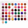 Private Label High Pigment Pressed Power Eye Shadow Single Matte Glitter Eyeshadow Pan