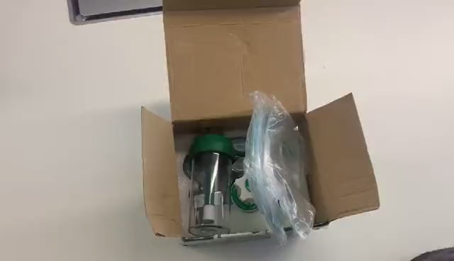 Combiné avec bouteilles d'oxygène médical d'oxygène portatifs utilisés régulateurs de pression