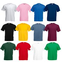 Cheap Round Neck Colorful Blank Cotton T Shirts, With Logo Custom Logo Printed,Men Clothing 2019