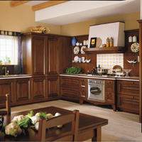 Wooden american full house furnitures high quality kitchen cabinets