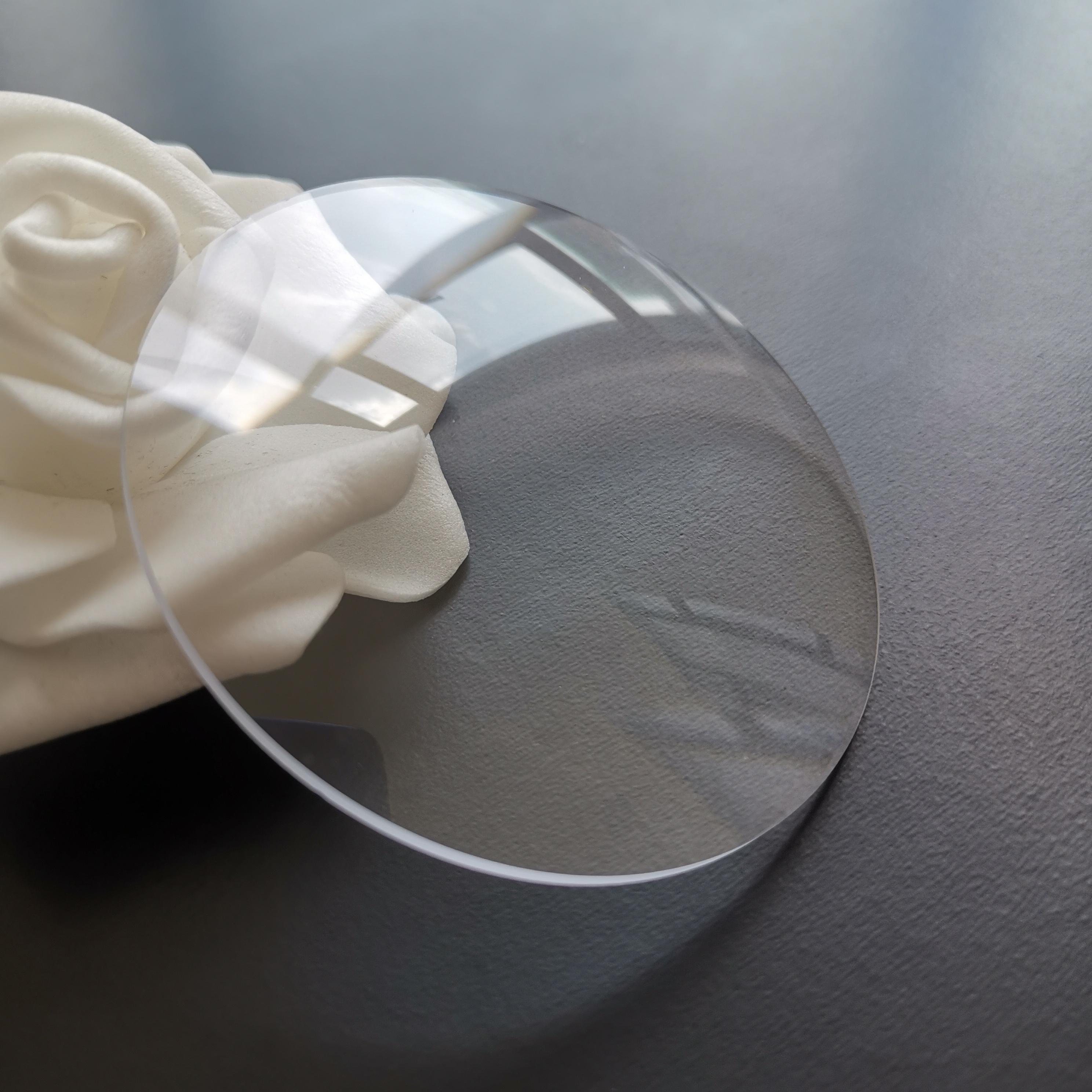 cr39 uc 1.49 uncoating 65mm hot sale wholesale eyeglass lenses