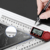 New two-in-one multi-function digital display angle ruler protractor digital caliper transparent cursor caliper horizontal ruler
