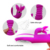 Automatic Smart Telescopic Vibration Sex Toy Product Stretching Warming Tongue Licking Vibrator For Women