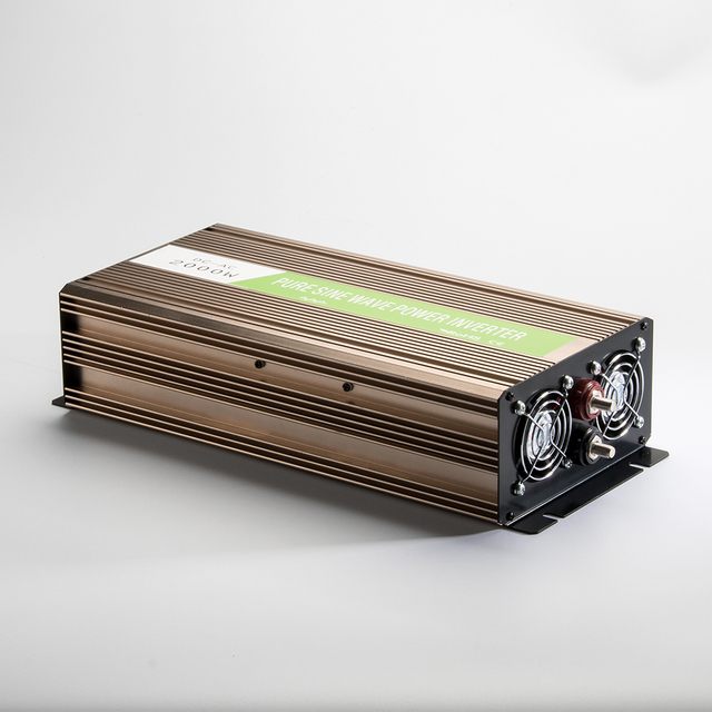 Top quality 1500W 12/24/48VDC dc to ac smart ups inverter pure sine wave power converter star inverter