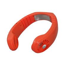 Мини Usb портативный вентилятор шейный платок с перезаряжаемой батареей маленький настольный вентилятор ручной воздушный охладитель Конди...(Китай)
