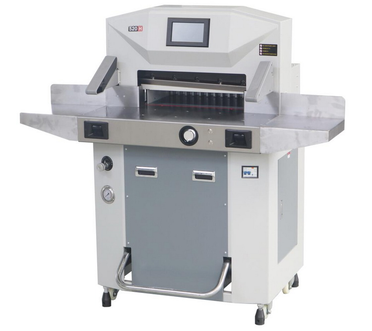 QZ490H hydraulische programma controle guillotine papier snijmachine