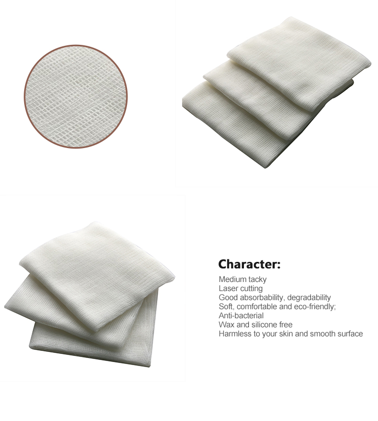 White Tack Cloth Cotton Cleaning Rags