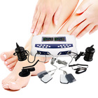 latest arrival wholesale big LCD display foot detox royal spa