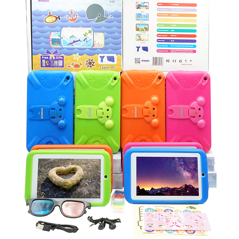 <strong>best</strong> <strong>selling</strong> 1gb 16gb educational <strong>tablet</strong> for children