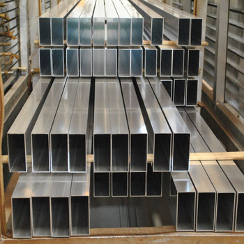 aluminium tube suppliers supplying 6063 6061 aluminum elliptical/ square/ round tube