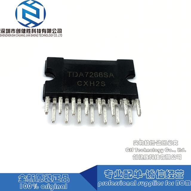 TDA7266SA Ic Amp Audio Ab Doppelt CLIPWATT15