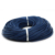 2mm Multicolor navy blue Round Genuine Leather Beading String Rope Cord for Necklace and Bracelet DIY Accessory Jewelry Making