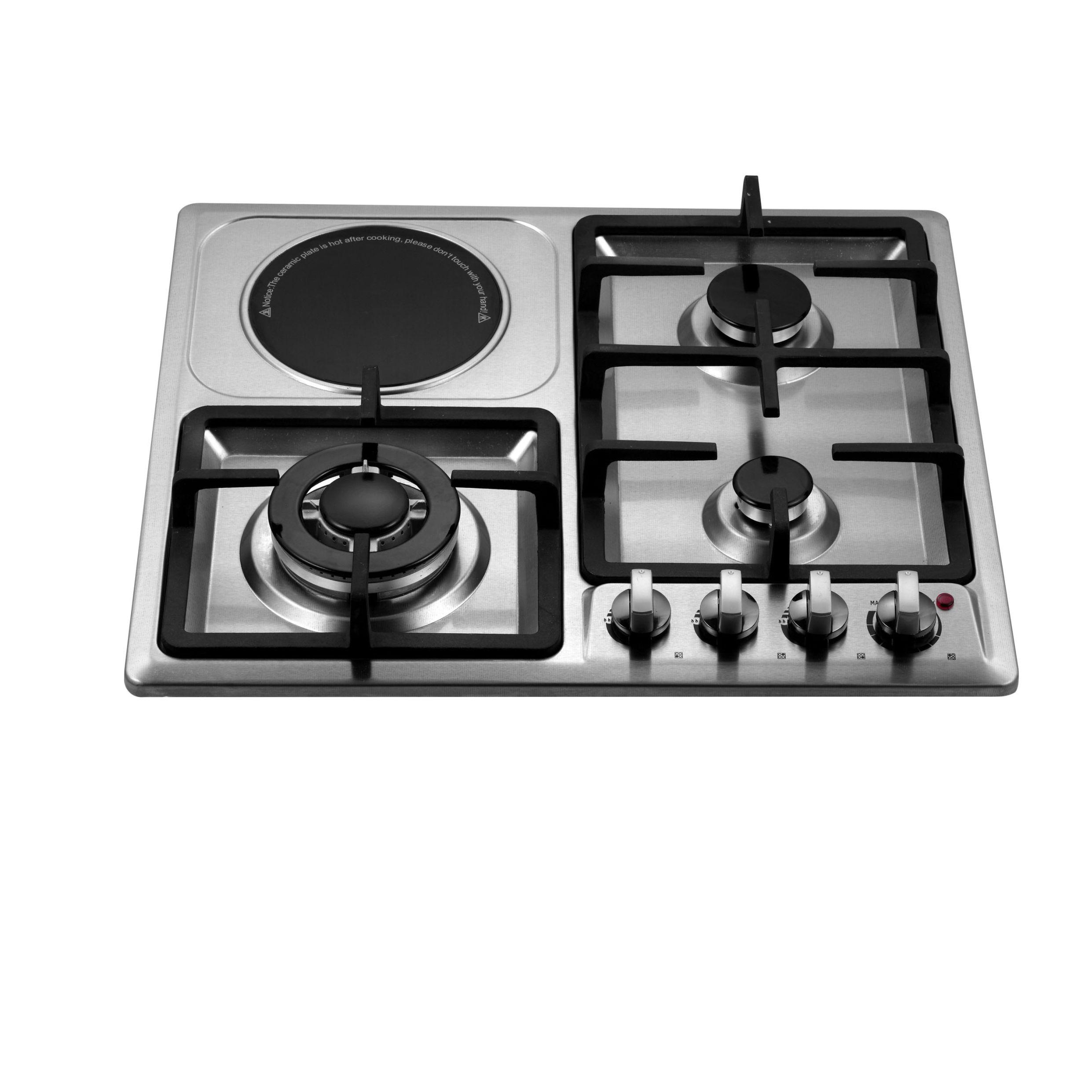 Batterie De Cuisine Gaz appareil de cuisine double usage intégré cuisinière À gaz cuisinière  Électrique - buy cuisinière Électrique,cuisinière À induction avec  cuisinière À