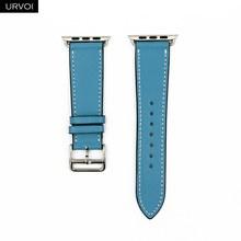 Кожаный ремешок URVOI для apple watch series 5, 4, 3, 2, 1, ремешок для iwatch, классический дизайн, весна 2020(Китай)