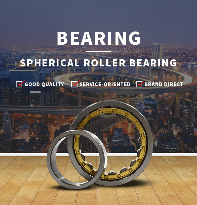 Manufacturer supply long life cylindrical roller bearings