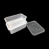 ready meal packaging bpa free plastic container microwave food packaging