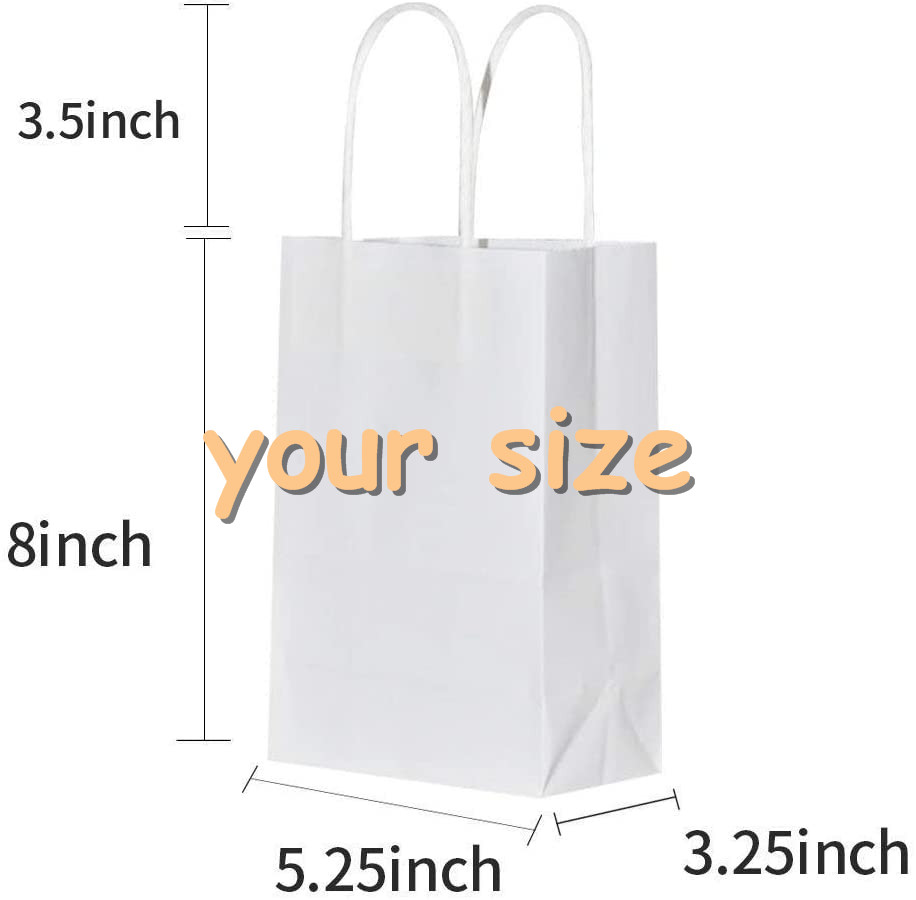 product-Guangzhou supplier cheap white shopping paper bag gift custom paper bags with logo-Dezheng-i-1