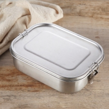 2020 Eco Friendly Del Capretto Termica Isolato School Lunch Box A Tenuta Metallo Bento In Acciaio Inox 304 acciaio inox tiffin