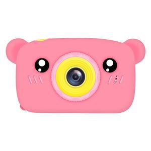 Children's Camera Digital Photography Small SLR Camera for Kids Fun Cartoon Photo Sticker